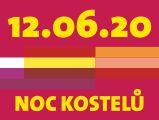 Logo Noc kostelu 2020